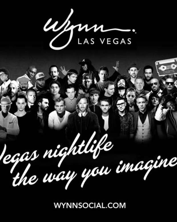 Las Vegas' Wynn Hotel And Casino Announces Epic 2014 DJ Residency List - EDM News