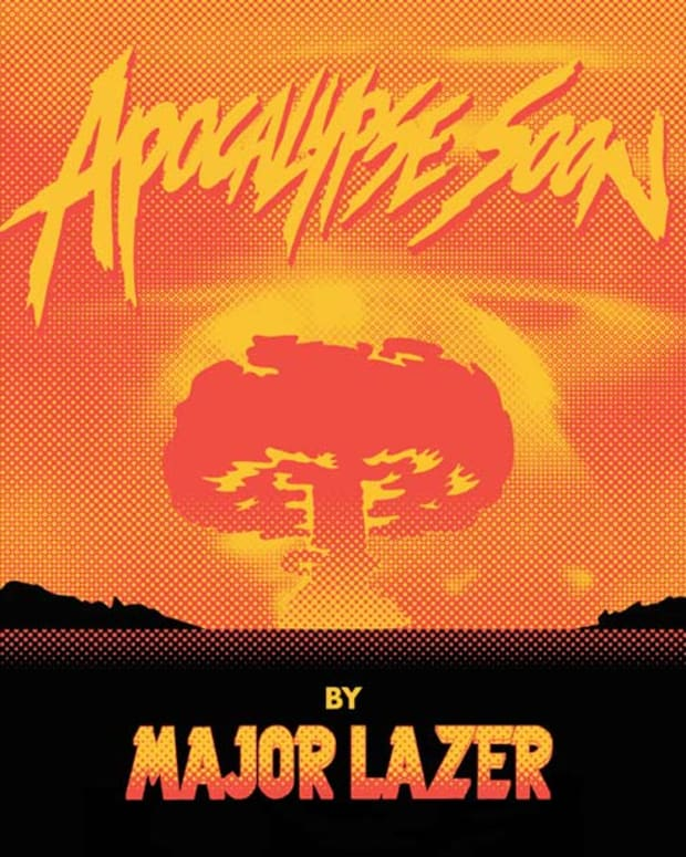 Major Lazer Announces 'Apocalypse Soon' EP Due At End Of February