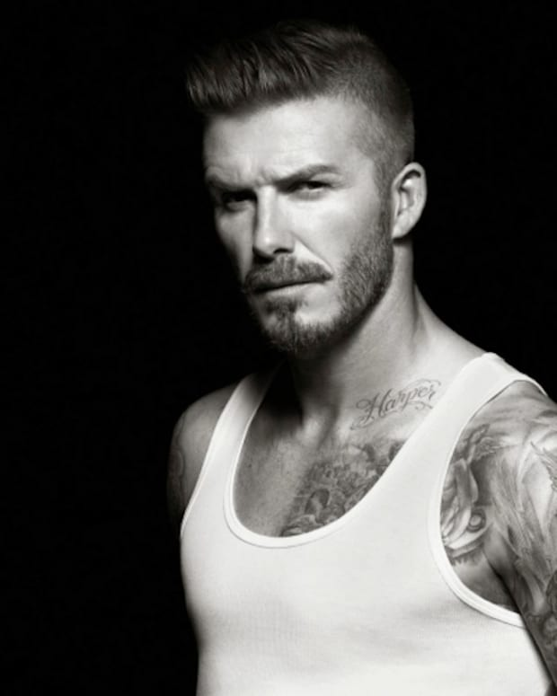 EDM News: Listen To David Beckham's Tech House Chart On Beatport