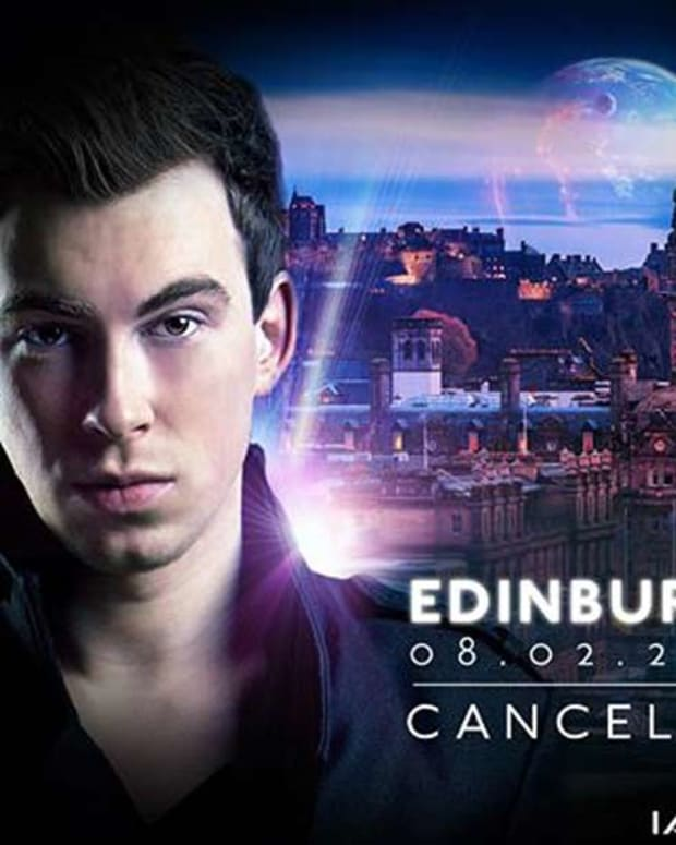 Hardwell Event In Edinburgh Cancelled Due To Safety Concerns