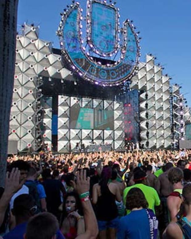 Ultra Music Festival & Swedish House Mafia Sued By Lighting Technician