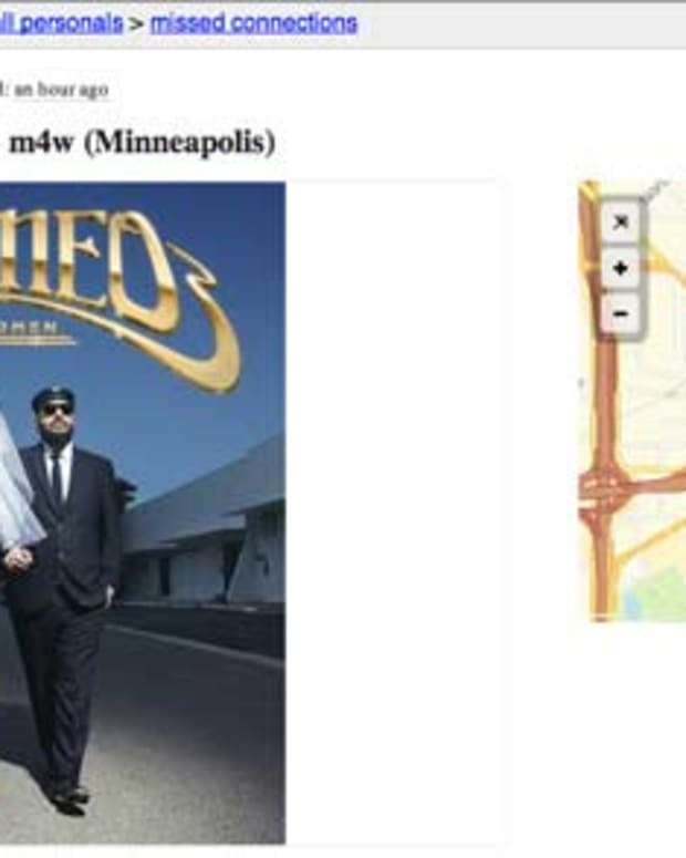 Chromeo Caught Posting A 'Missed Connections' Personal Ad On Craigslist