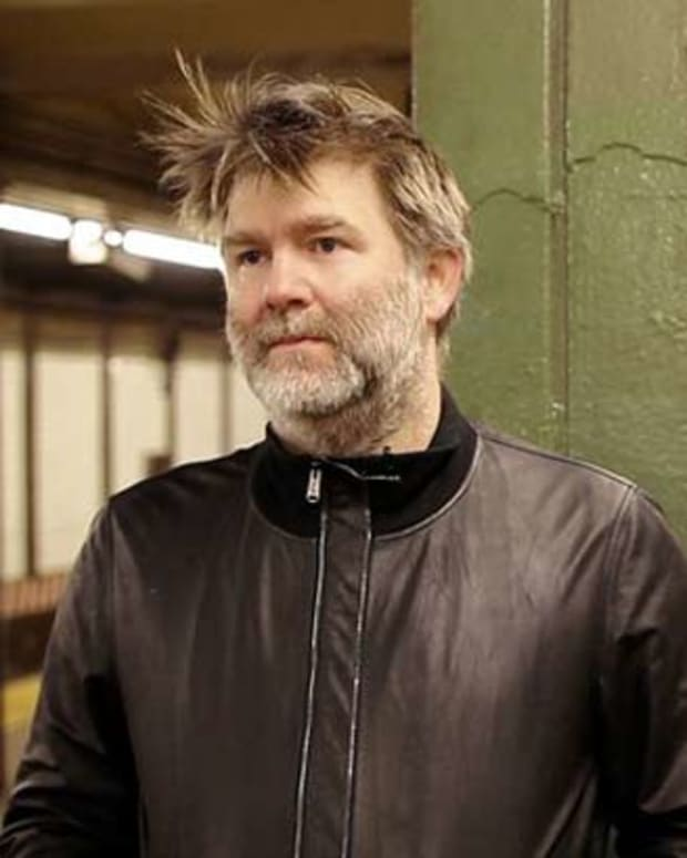 DFA's James Murphy To Soundtrack New York City Subway System?