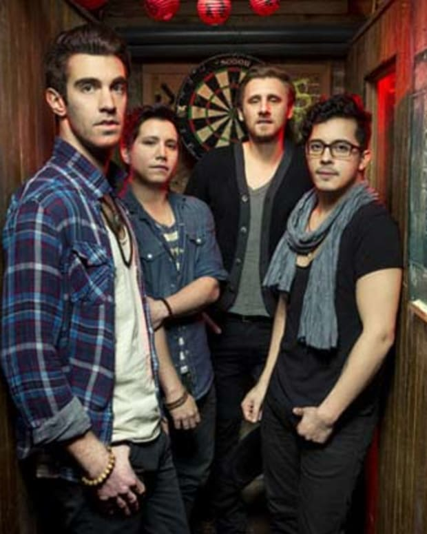 "Premiere: American Authors ""Best Day Of My Life"" (Gazzo Radio Edit)"
