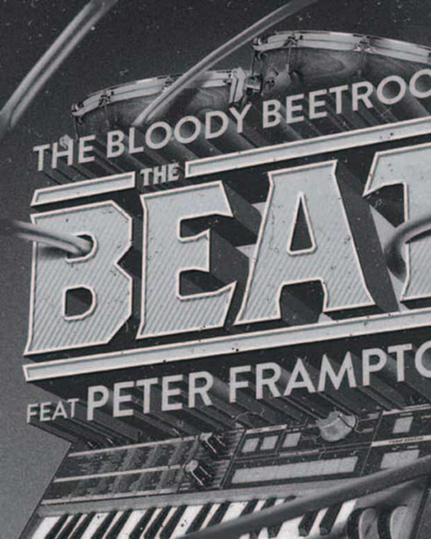 New Electronic Music Premiere - The Bloody Beetroots Feat. Peter Frampton 'The Beat' (JayCeeOh & B - Sides Remix)