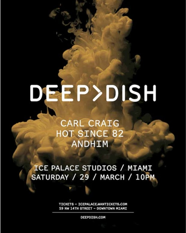 House Music DJs Carl Craig & Hot Since 82' Added To Deep Dish Reunion Show In Miami