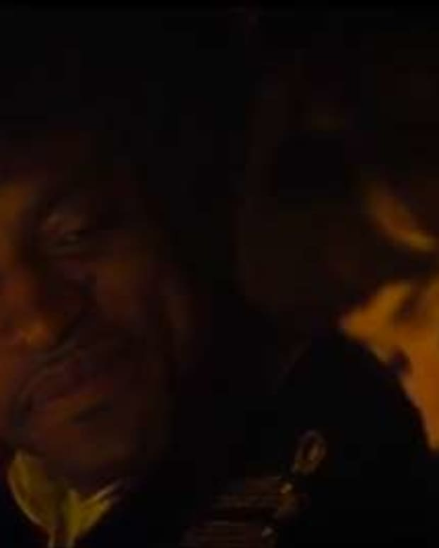 Watch The First Glimpse Of Andre 3000 From Outkast Playing Jimi Hendrix In This Clip