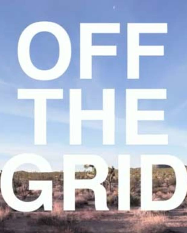 "Watch The Trailer For ""Off The Grid"" Feat. Gareth Emery- A New Show From Complex TV & Magnetic Magazine"
