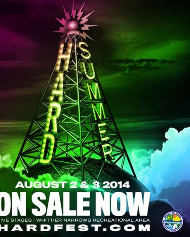 2014 Hard Summer Pre-Sale Tickets Now Available For A Limited Time