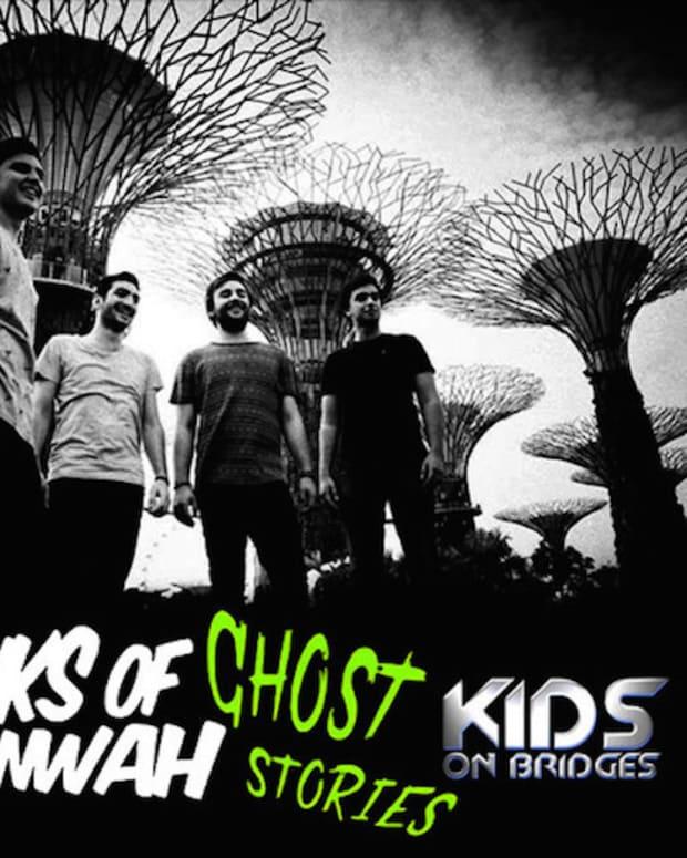 "Stream Kids On Bridges' Remix Of Monks Of Mellowah's ""Ghost Stories"""