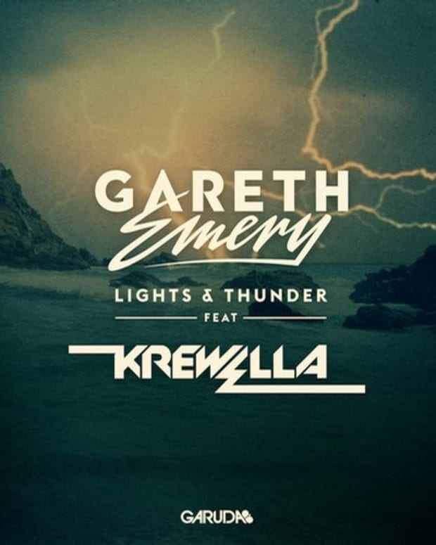 Gareth Emery Lights and Thunder ft Krewella