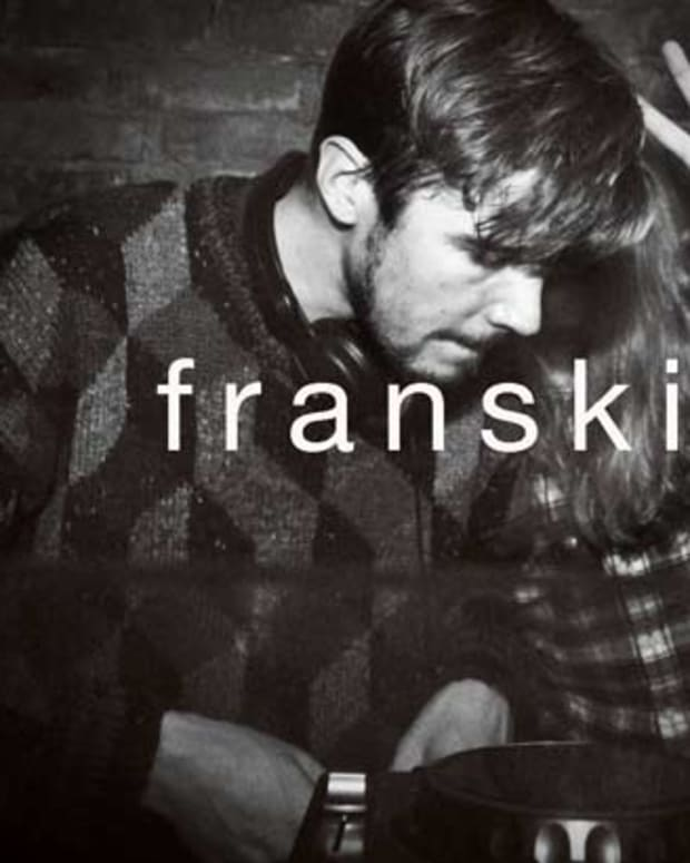 Mix Premeiere: Franskild's 'Winter Triptych Mix, Part Three'; File Under House Music