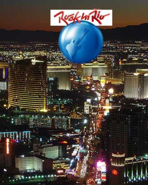 SFX To Bring Rock in Rio Festival To Las Vegas May 2015