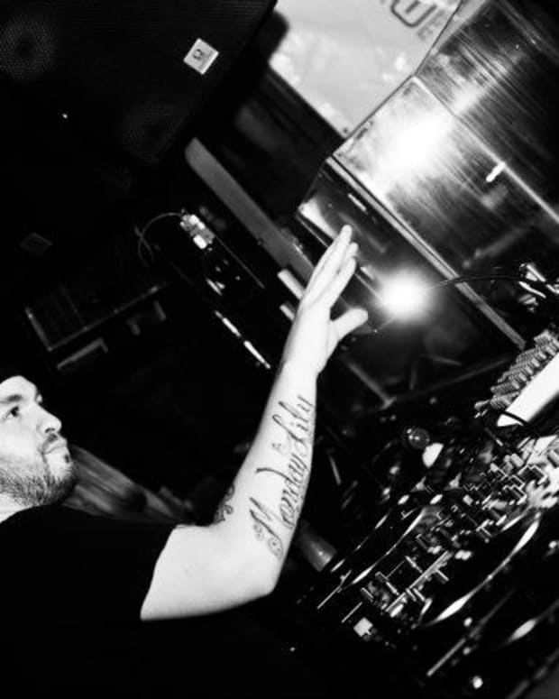 Steve Angello black and white