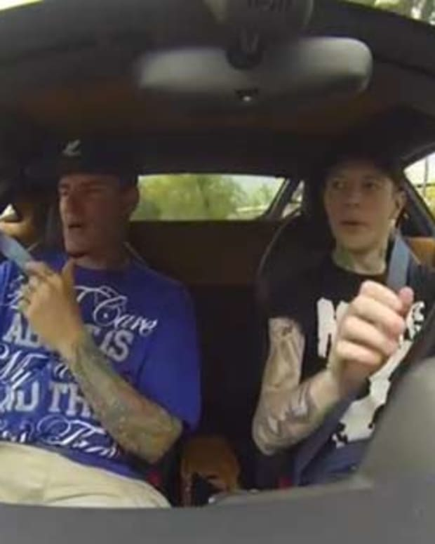 deadmau5 And Vanilla Ice Talk EDM Culture, Miami, And More On Latest Coffee Run