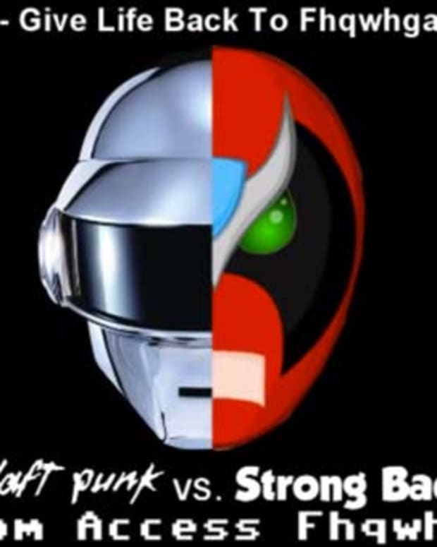 "Strong Bad Remixes Daft Punk To Make ""Random Access Fhqwhgads"" - Don't Ask, It Just Works"