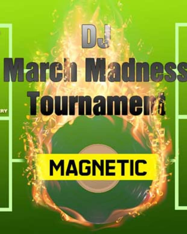 DJ March Madness - Final Four Match Ups - 4. deadmau5 Vs. 7. Diplo, 3. Kaskade Vs. 5. Zedd