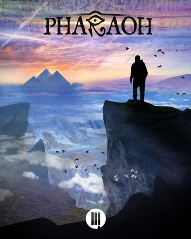 New Electronic Music: Pyramyth's Pharaoh EP- File Under 'Dubstep'