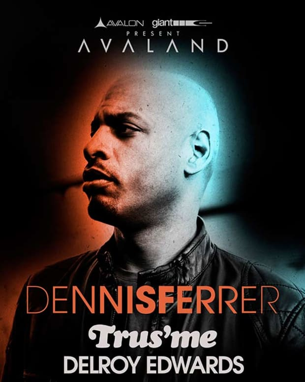 Dennis Ferrer Shares Five House Music Selections Before Saturday's Avalon Show