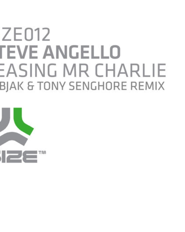 "EDM Download: Steve Angello ""Teasing Mr Charlie"" (Sebjak & Tony Senghore Remix)"