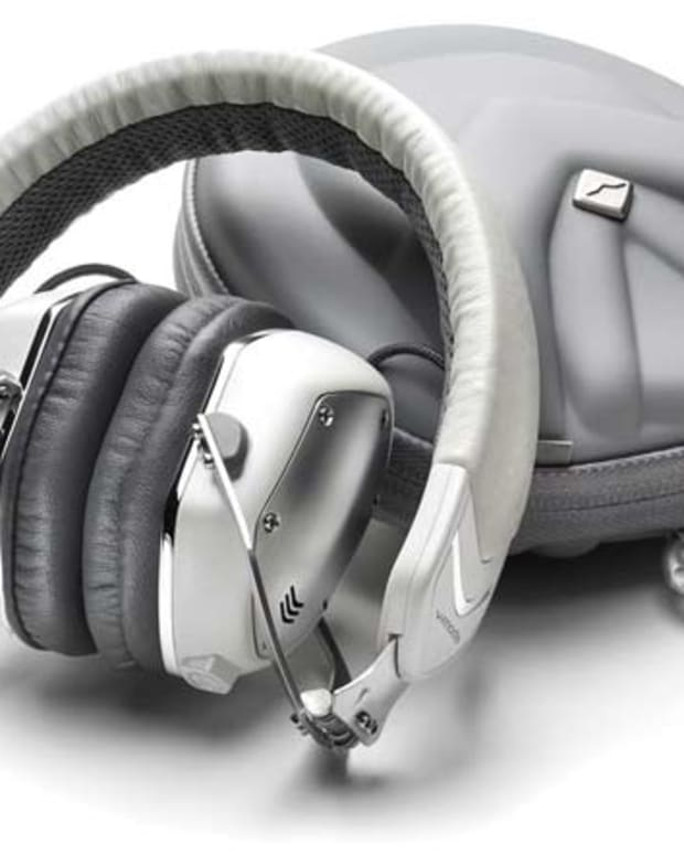 V-Moda XS Over-The-Ear Micro Headphones Deliver A Big Sound