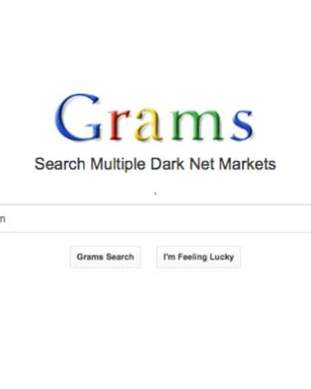 """Grams"" It's Like Google, But When You Want To Find Drugs, Guns, And Other General Ratchetness"