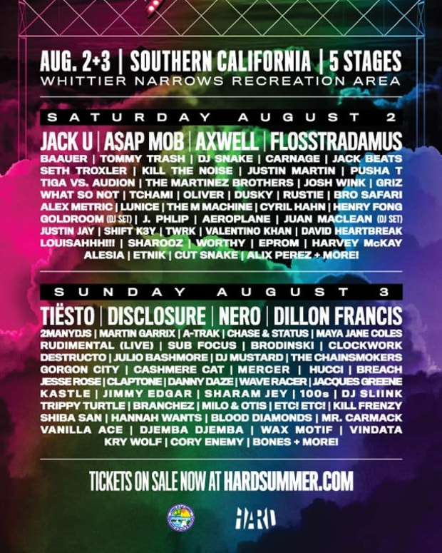 Trailer And Lineup For Hard Summer 2014 Released