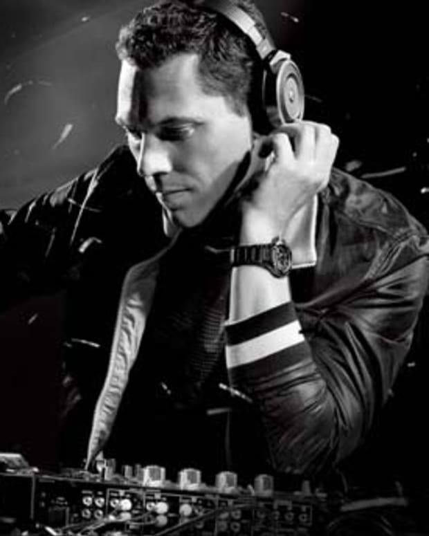 Tiesto's New Album – A Town Called Paradise - Due In June