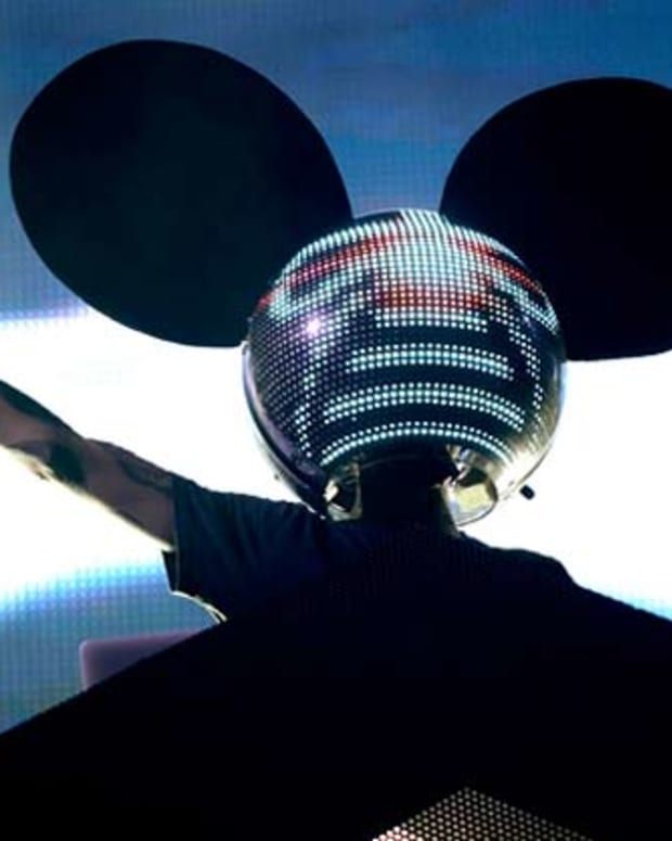 "deadmau5' New Album Will Be ""Worth The Wait"" He Tweets"