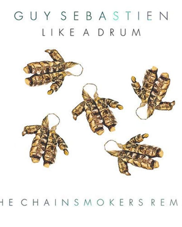 "The Chainsmokers Remix Guy Sebastian's ""Like A Drum"""