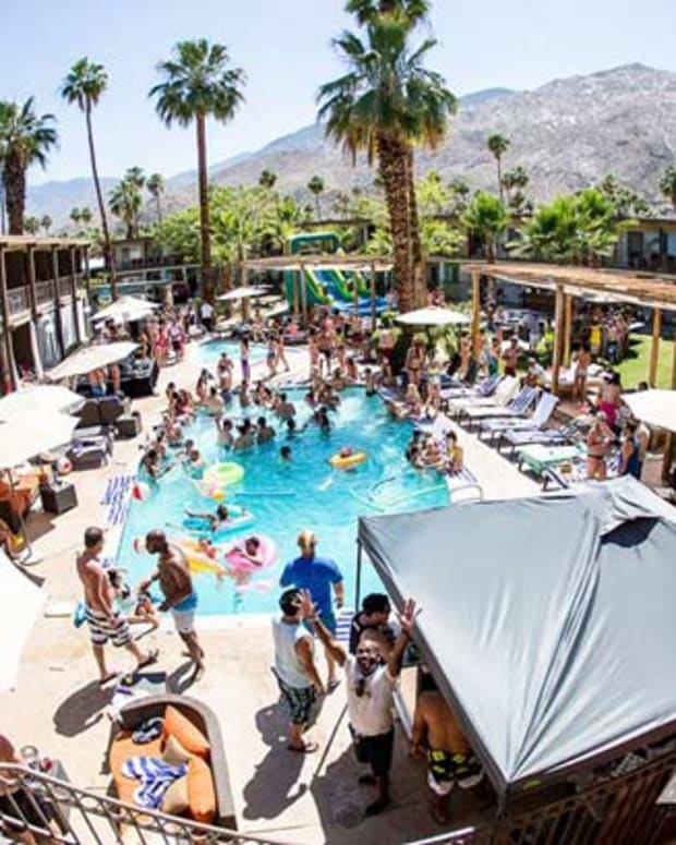 Event Recap: A.W.O.L. Oasis Takes Over Palm Springs