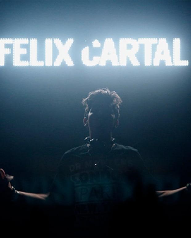 Felix Cartal 2013 Live 1 credit tyler hill