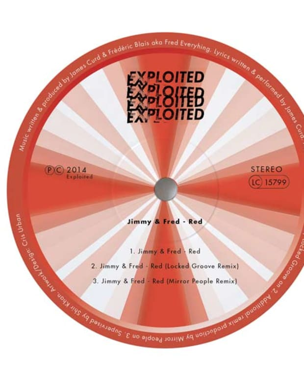 "Premiere: Jimmy & Fred ""Red"" Via Exploited Records"