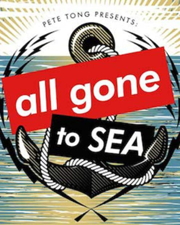 Pete Tong's All Gone To Sea Announces Full Line Up