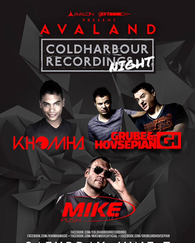 7 Songs You Might Hear At The Coldharbour Recordings Takeover At Avalon