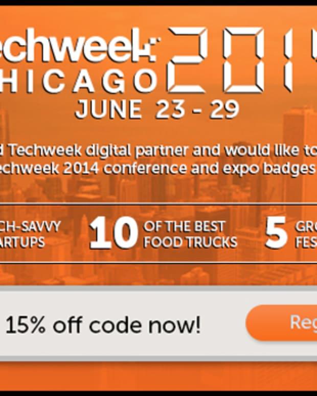 Techweek Chicago- June 23rd -29th