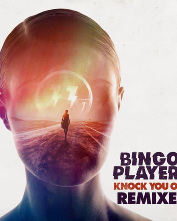 Knock You Out + Remixes