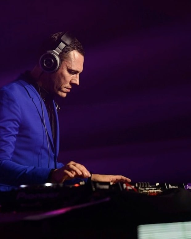 "Tiësto Releases New Album ""A Town Called Paradise,"" Hosts Launch Party In NYC"