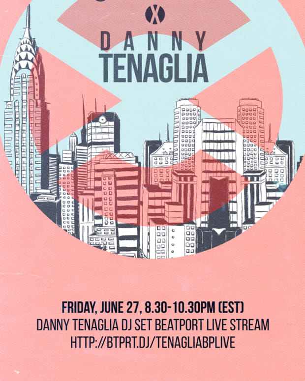 Danny Tenaglia To Stream Live Set From His Iconic Loft Tonight At 8:30 EST