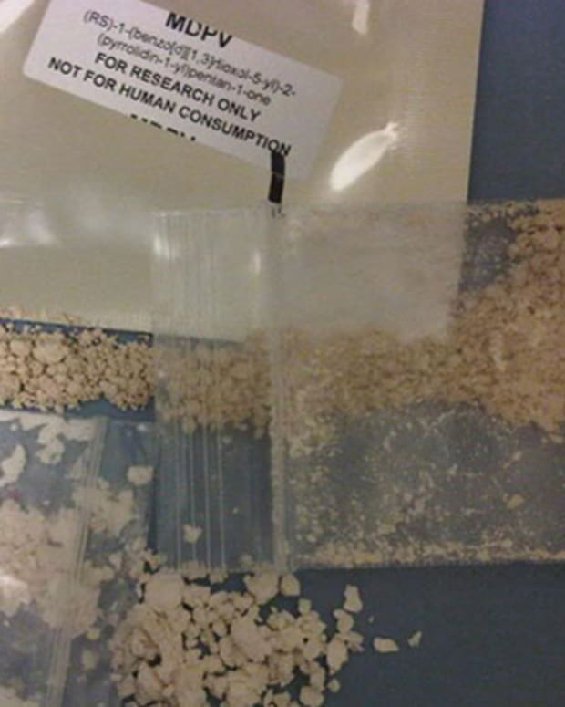 Bath Salts Being Sold In Ibiza Believed To Cause Violent, Paranoid Behavior