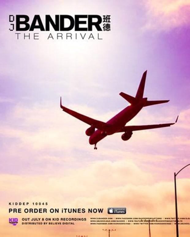 "Premiere: DJ Bander Featuring Taryn Blake ""Drifting"" & ""Relentless"""