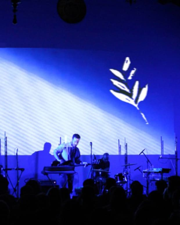 Dreamy Music For Cemeteries, The Album Leaf Plays Hollywood Forever