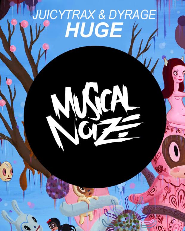 Spotlight: JuicyTrax & Dyrage - Huge (Original Mix)