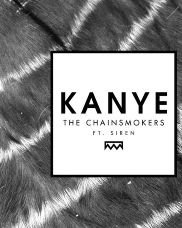 "The Chainsmokers ""Kanye"""