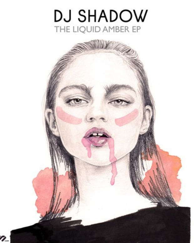 """Liquid Amber"" DJ Shadow's New EP & New Label"