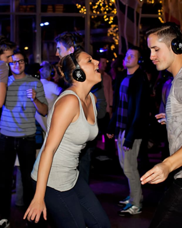 EDM Struggles: Silent Disco Shutdown For Being Too Loud