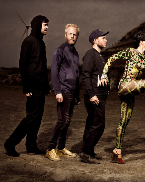 An Evening with Little Dragon at Sonos Studio
