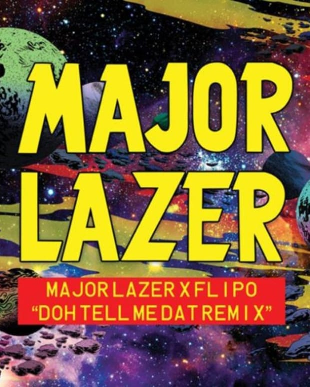 Major Lazer x Flipo - Doh Tell Meh Dat (Remix)