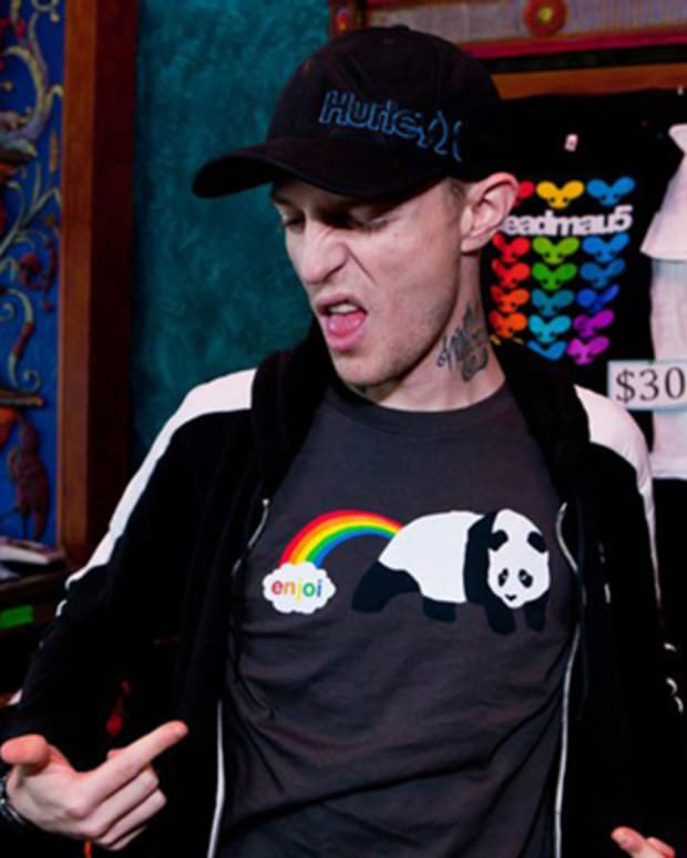 Deadmau5 Denies Ice Bucket Challenge, Donates $10K Anyway