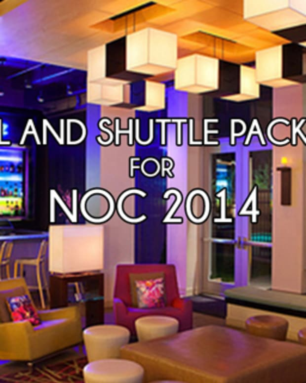Spotlight: Unity Travel Is Offering Hotel Packages For Nocturnal Wonderland 2014